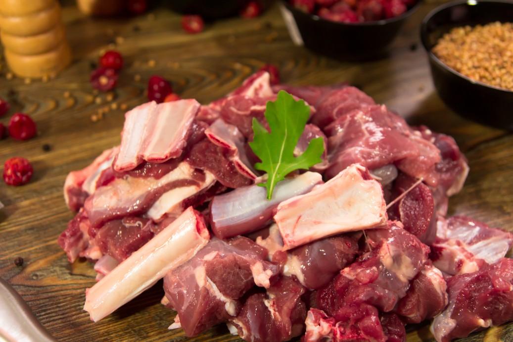 Mutton Mix Boti   Zabeeha